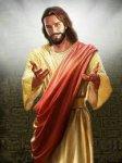 Pin by Carlos Surya on JESUS É O SENHOR! | Jesus smiling, Jesus painting,  Jesus christ images